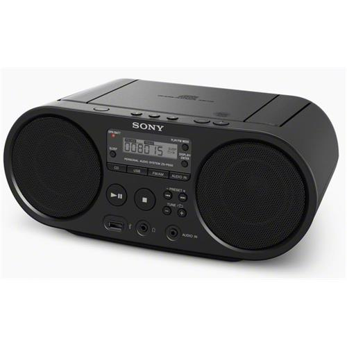 RADIO SONY CD 2W+2W.USB-PR.-ZSPS50B