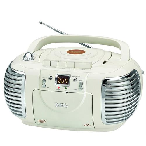 RADIO AEG CD-MP3-FM-USB   -NSR4377