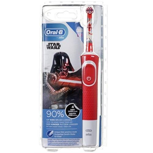 ESC.DENTES BRAUN    -STAGES STARWARS